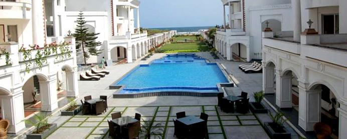 Beach Resorts In Orissa