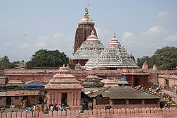 Photo of Lord Jagannath Puri Temple