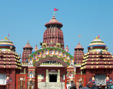 East India Golden Triangle Tour Package