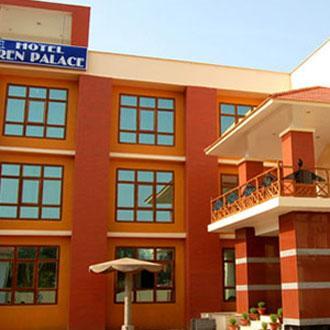 Hotel Naren Palace At Chakratirtha Road Puri Puri Resorts